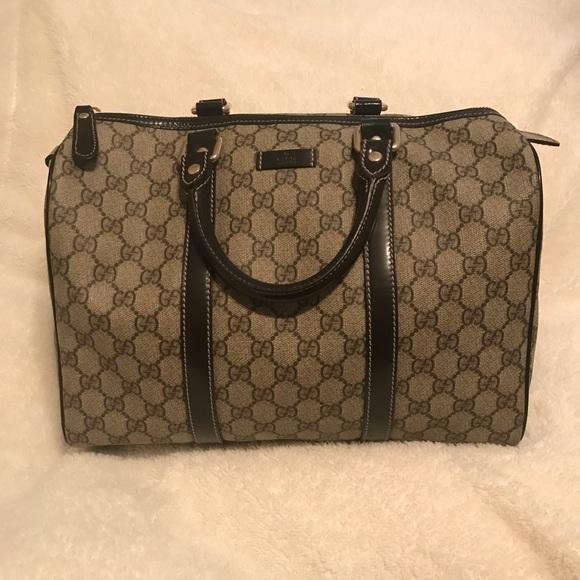 63d7ee72c Gucci Bags | Joy Boston Bag | Poshmark